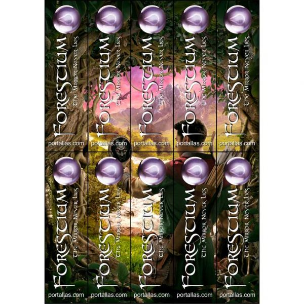 Book marks (Orb of Suffering - all - square)