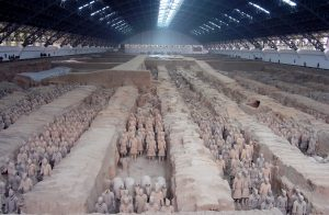China (Terracotta soldiers)