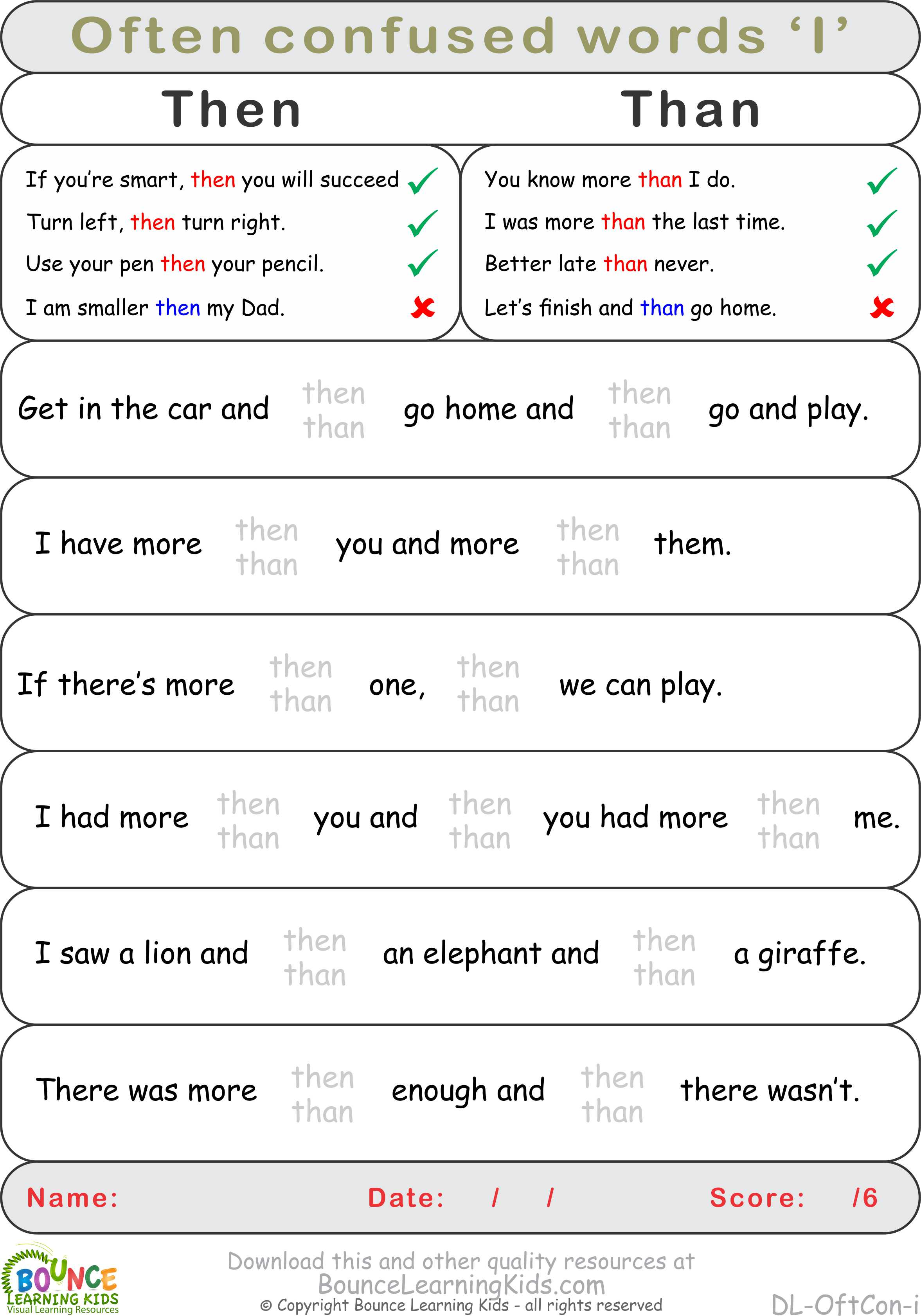 words often confused In my experience as an english teacher, i have found students' interest is  genuinely piqued when it comes to understanding commonly confused words.