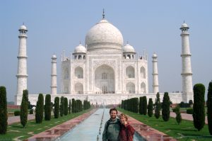 Travelling - India (Taj Mahal)