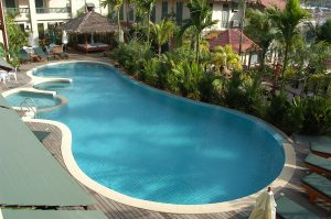 Near death experiences - Khao Lak, Thailand (hotel pool)