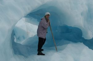 Travelling - New Zealand (Ice cave - Fox Glacier)
