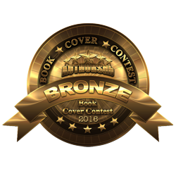 BRONZE award for Forestium: The Mirror Never Lies in the 2016 AuthorDB Cover Contest