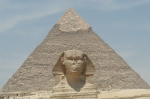 Travelling - Egypt (Great Pyramid of Giza & Sphinx)