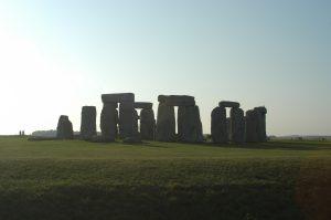 Travelling - England (Stone Henge)