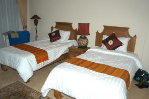 Near death experiences - Khao Lak, Thailand (hotel room)