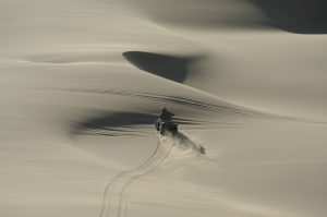 Near death experiences - Swakopmund, Namibia (quad biking)