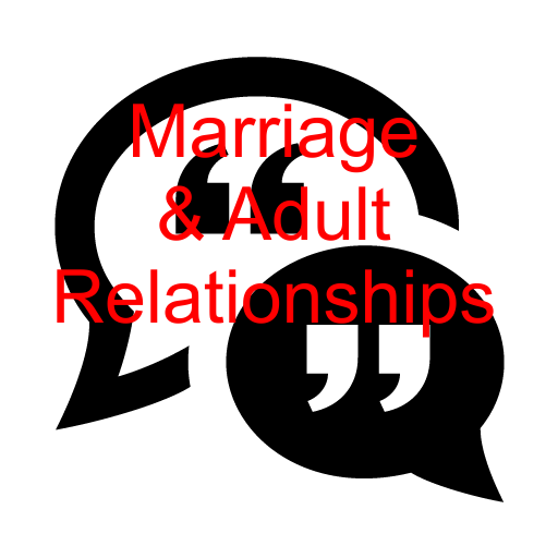 Marriage Adult Relationships: Most Popular Quotes From The Most Popular Marriage Authors