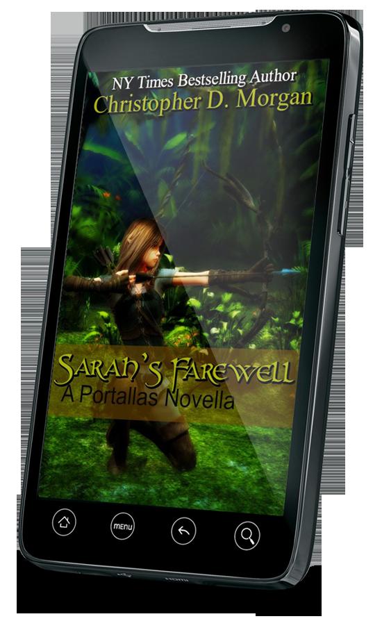 Sarah's Farewell - a Portallas short story
